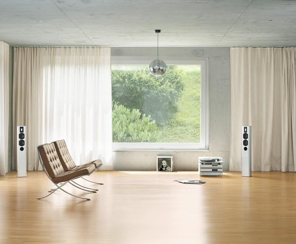 Vorhang schallabsorbierend dekoration : Vorhang & systeme as atelier